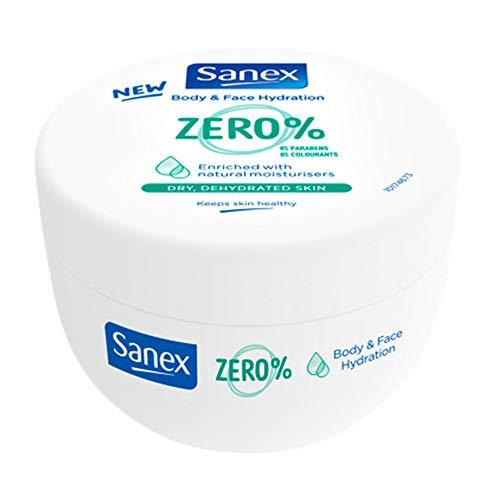 Sanex Zero Body & Face Hydratation Dry & Dehidrated Skin 250ml368991