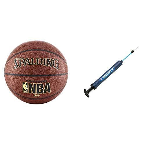 Spalding NBA Zi/O Basketball 29.5 Inch 12