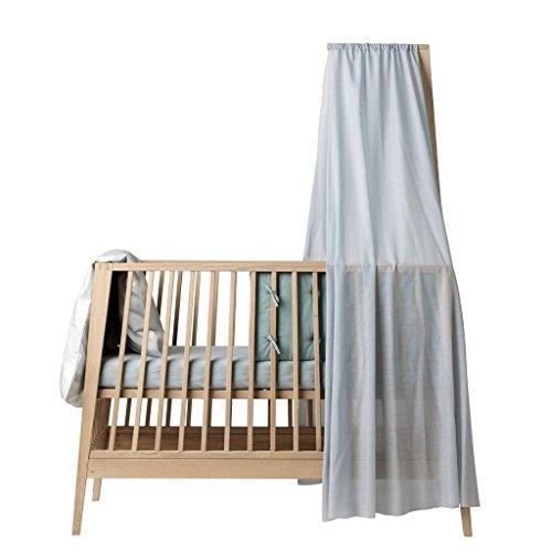 Voile de lit bébé Linea Bleu - Leander