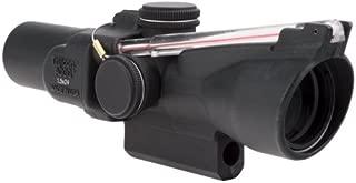 ACOG 1.5 X 24 Scope Dual Illuminated Crosshair Reticle