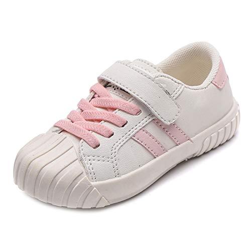 ZOSYNS Kinder Laufschuhe Sportschuhe Mädchen Freizeitschuhe Jungen Sneaker Leichtes Turnschuhe für Kinder Outdoorschuhe 27