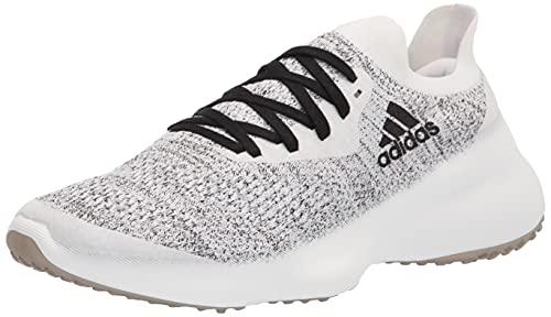 adidas Women's Futurenatural Running Shoe, White/Black/Black, 8