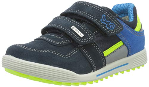 PRIMIGI Jungen Scarpa Bambino Goretex Sneaker, Blau (Navy-Ocea/Bl.Sc 5377900), 27 EU