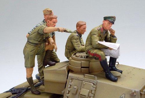 Tamiya Models Panzerkampfwagen III Ausf.L Model Kit 3