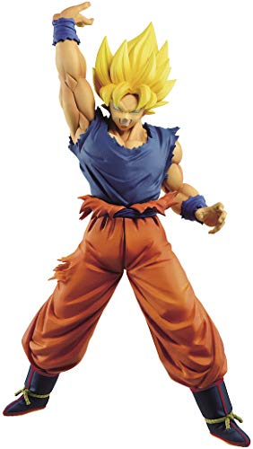 Banpresto Dragon Ball Super Maximatic PVC Statue The Son Goku IV 25 cm, BP16489, 16519