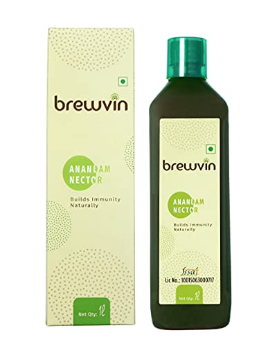 Brewvin Anadam Juice, 1L | Detoxifies, Cleanses & Rejuvenates | Organically Harvested | Zero Added Sugar