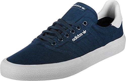 Adidas 3MC, Zapatillas de Skateboarding Unisex Adulto, Azul (Maruni/Maruni/Ftwbla 000), 45 1/3 EU