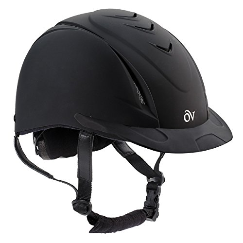Ovation Deluxe Schooler Helmet X-Small/Small Black