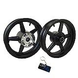 STONEDER Cerchi F 2.50 R 3.00 Per Pit Bike Motard 12' Supermoto Mini GP Wheel