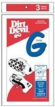 Dirt Devil Replacement Vacuum Cleaner Bag (Pack of 3)