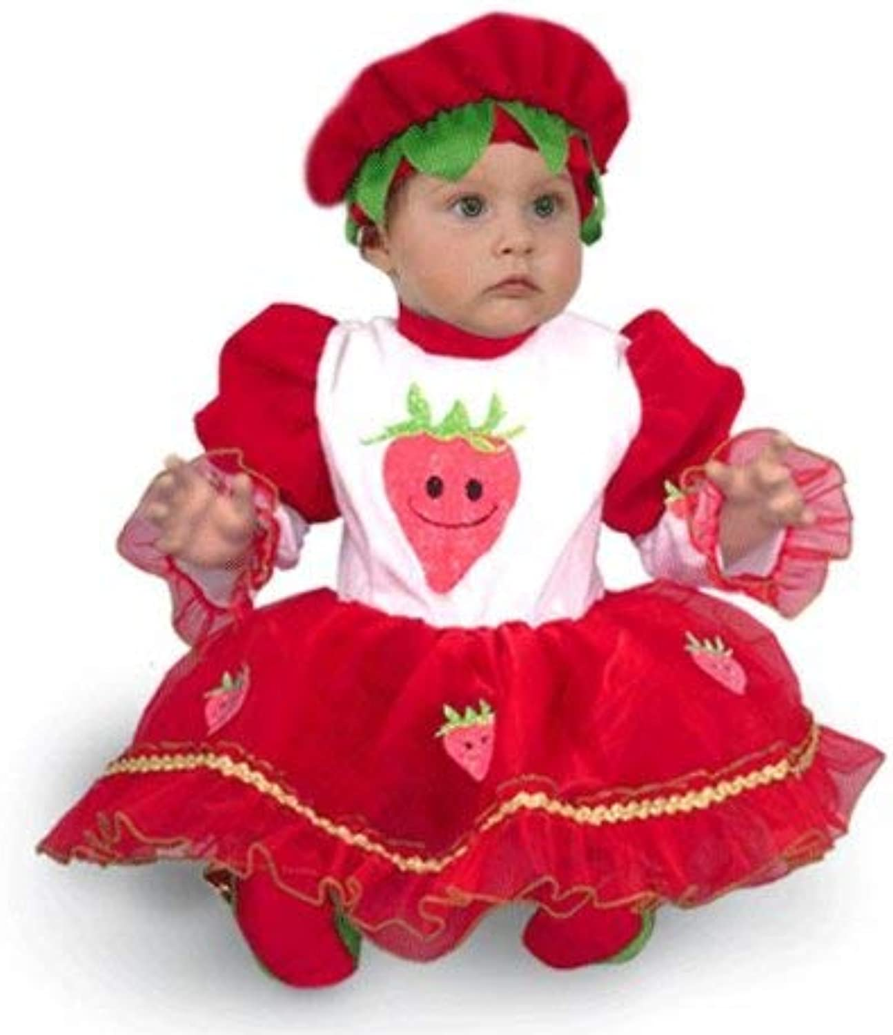Pegasus Spiele Carnival Costume Strawberry 68 cm