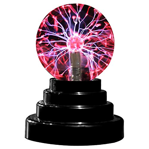 The only good quality Décoration Cristal Magique ION Ball Statique Induction Ball Lightning Ball Magic Light Ball Rougeoyant Magic Ball USB Décoratif Veilleuse