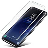 GULWAN® Premium Full Coverage Edge-to-Edge 7D Tempered Glass Screen Protector for Samsung Galaxy Note 8