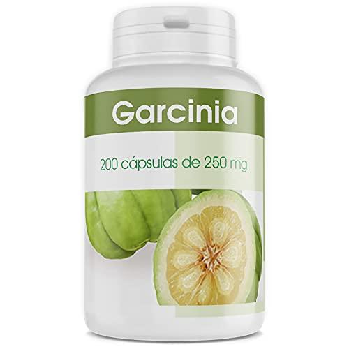 Garcinia Cambogia - 250 mg - 200 cápsulas