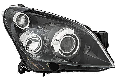 HELLA 1ZS 008 710-321 Hauptscheinwerfer - Bi-Xenon/Halogen - D2S/H7/PY21W/W5W - 12V - Ref. 37,5 - rechts
