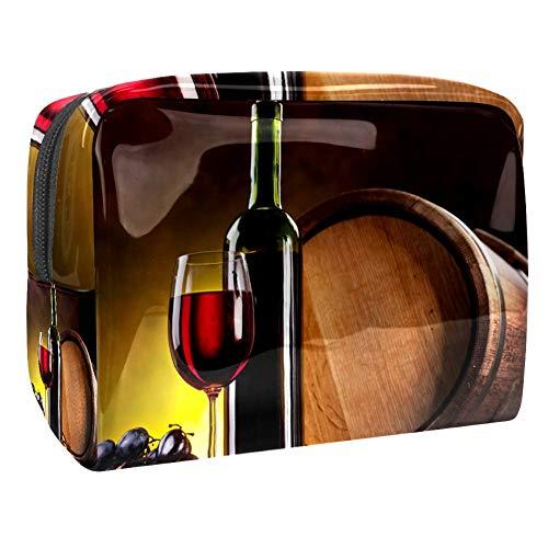 Turtle Swims Of The Sun Trousse de toilette multifonction avec fermeture éclair Multicolore 02 18.5x7.5x13cm/7.3x3x5.1in