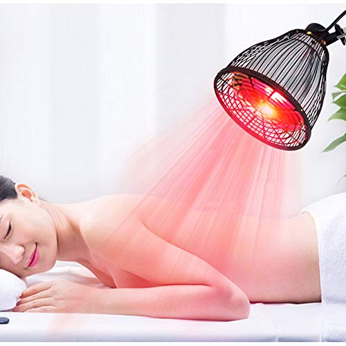 New YLTTZ Infrared Heating Lamp Health Therapy TDP Improve Blood Circulation for Effective Pain Reli...