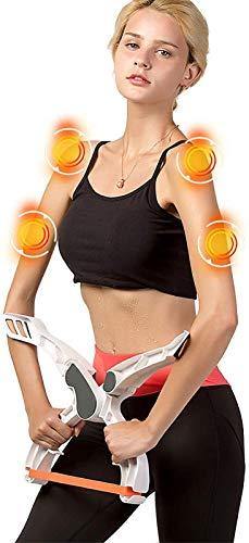 ZONSUSE Armtrainer Arm Muskel,Übungs Ausrüstungs - Arm, Machine Workout Widerstand...