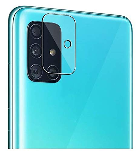 BK Jain Accessories Camera lens Protector for Samsung Galaxy A71, Samsung Galaxy A71 Camera lens Temper Glass, Samsung Galaxy A71 Camera lens Tempered Glass(One Camera Lens tempered glass)