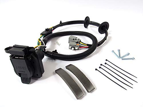 Atlantic British Trailer Towing Wiring Kit YWJ500220 for Land Rover LR3 (2005-2009)