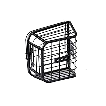 MzylPet Panier pour arrière de vélo Pliant Amovible - Panier de Transport pour Animal Domestique - Panier de Transport pour Animal Domestique