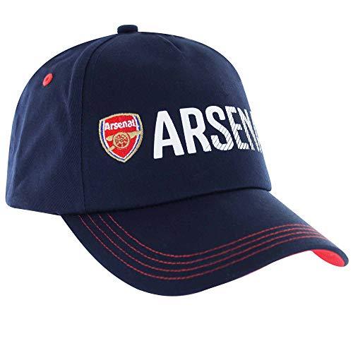 Gunners Official Arsenal FC Crest (Premier League) Baseball Cap
