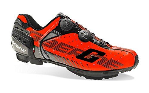 Gaerne 3476-008 G-Kobra_C - Scarpe da ciclismo, colore: Arancione, Arancione (arancione), 42 EU