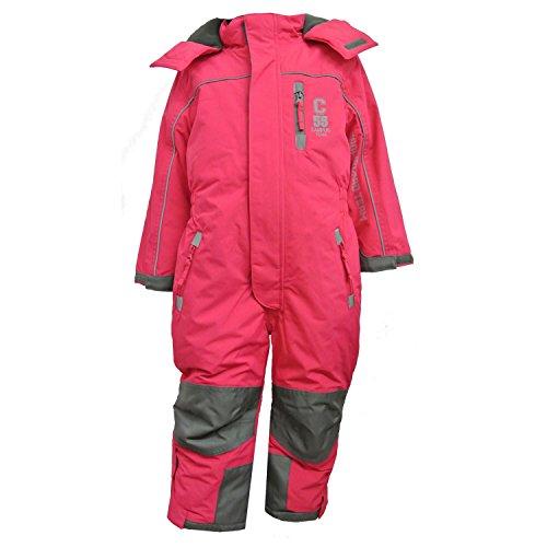 Outburst - Mädchen Schneeoverall Overall 10.000 mm Wassersäule, pink - 3711919, Größe 98