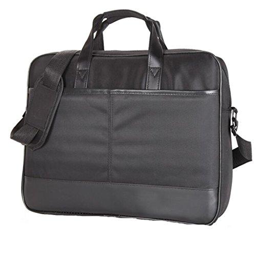laptoptas Laptop Bag 17 Inch Waterdichte En Draagbare Zakelijke Laptop Bag Heren Draagbare Dikke Schouder Diagonal Multi-purpose Reistas (grootte: 43 * 8 * 33cm)
