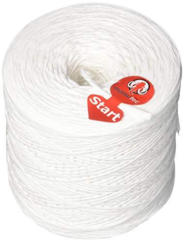 mamutec 6000-25800-01-9 Allround Polypropylen-Schnur weiß 2,5 mm