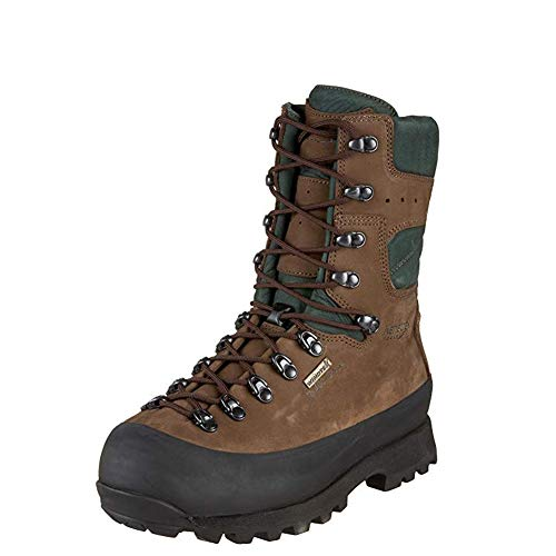 Kenetrek Mountain Extreme 400 Insulated Hiking Boot with 400 Gram Thinsulate, Size 8.5 Narrow Brown