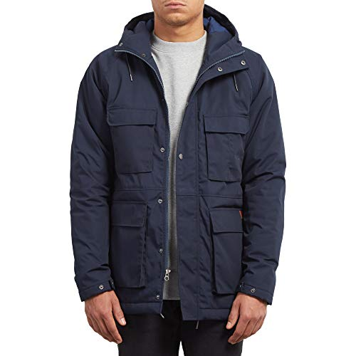 Volcom A1731804 Veste Homme, Navy, FR : L (Taille Fabricant : L)