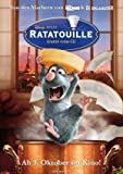 Ratatouille – German Movie Wall Poster Print - 43cm x