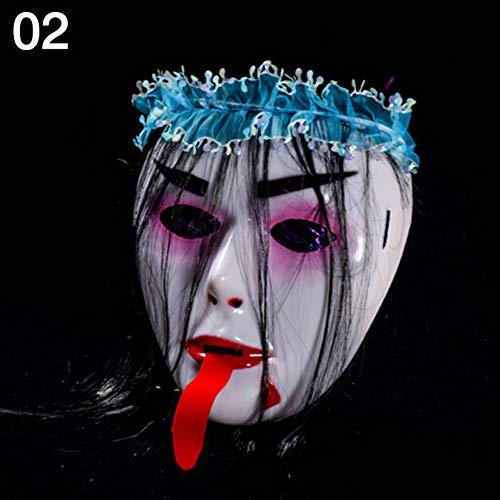 Máscara de Halloween Horror Vampire Party