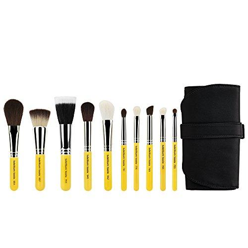 Bdellium Tools Professional Antibacterial Makeup Brush Studio Line Flat Top Kabuki Face