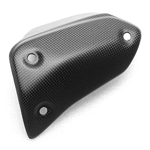 RC Carbon Fiber Exhaust Heat Shield Ducati Hypermotard 939/821