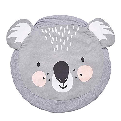 Baby Queta Krabbeldecke Kuscheldecke aus Baumwolle Koala