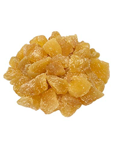 Candied Ginger (NOT LOW-CARB)