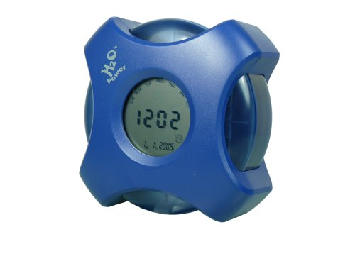 H2O Power Wasser-Drehuhr 046027