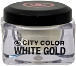 CITY COLOR Shadow and Highlight Mousse - White Gold (並行輸入品)