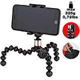 JOBY ONE GP Support Universel et Trépied GorillaPod Flexible pour Smartphones et iPhone, JB01491-0WW