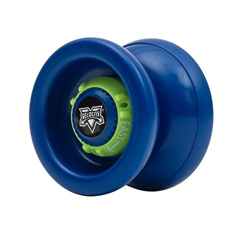 YoYoFactory Velocity (Blue with Lime Green Dial) by YoFactory