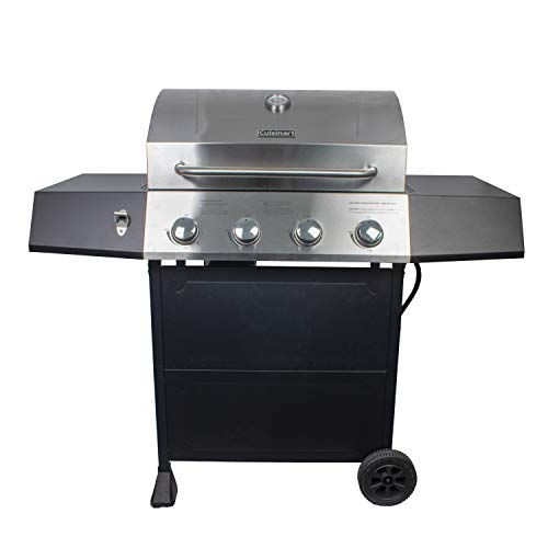 Cuisinart CGG-7400 Four-Burner Gas Grill Review