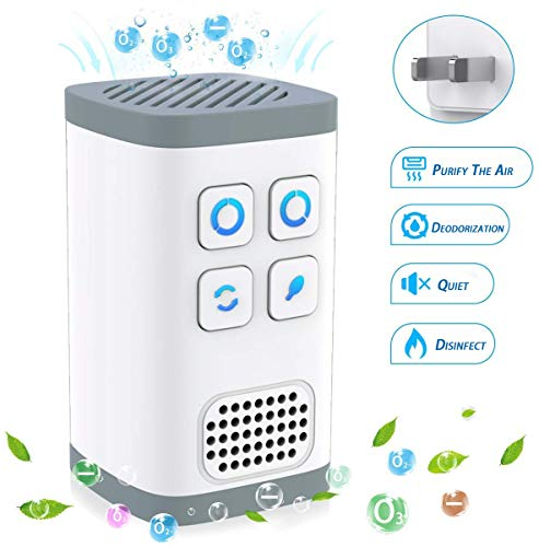 L&N Always 4IN1 Portable Air Purifier | Mini Ozone Generator +...