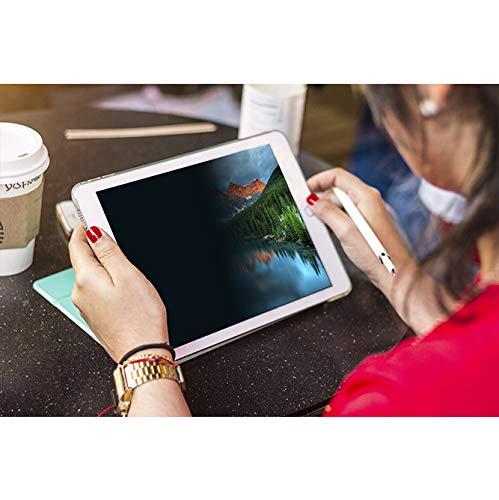 Amazon Basics – Blickschutzfolie, dünn, für 7,9 Zoll iPad Mini 4 / 5 2019, antimikrobiell, glanzfreier UV- und Blaulicht-Filter (nur Querformat, 19,6 x 13,2 cm)