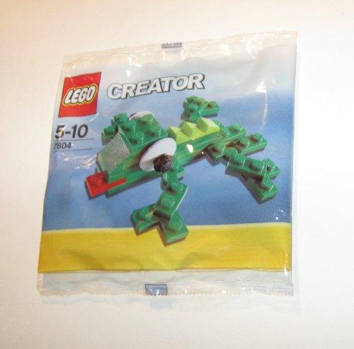 LEGO Creator: Lucertola Set 7804 (Insaccato)