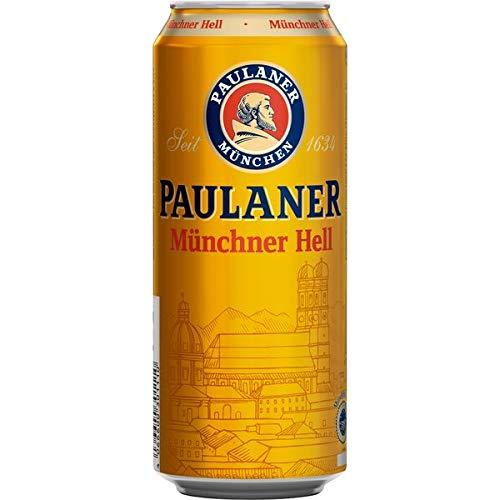 2 x 24 x Paulaner Münchner Hell 0,5L...
