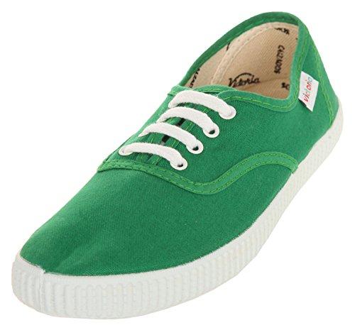 Victoria Zapatillas 6613 Inglesa Verde 38