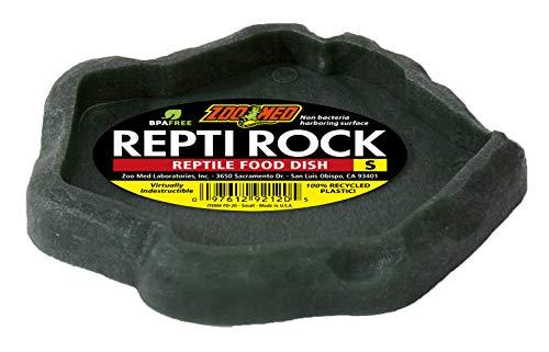 Zoo Med Repti Rock Food Dish SM, Futternapf für Reptilien