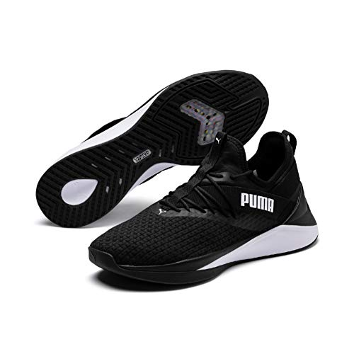 Puma Herren Jaab XT Men's Fitnessschuhe, Schwarz Black White, 43 EU